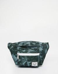 Сумка-кошелек на пояс Herschel Supply Co Seventeen - Зеленый