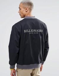 Куртка в университетском стиле Billionaire Boys Club - Черный