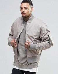 Куртка-пилот Other UK - Stone