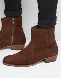 Замшевые ботинки House Of Hounds Hendrix - Коричневый