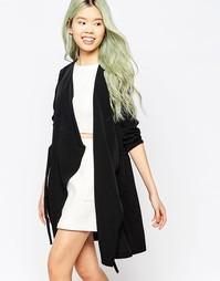 Драпированная куртка Vero Moda List - Черный