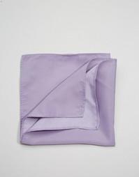 Сиреневый платок для пиджака ASOS Wedding - Сиреневый