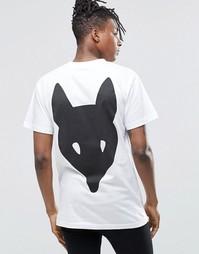 Футболка Long Clothing Fox - Белый