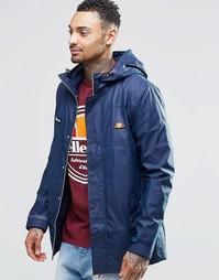 Куртка с капюшоном Ellesse - Синий