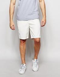 Белые классические шорты Hollister - Белый