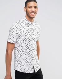 Рубашка с короткими рукавами Religion - Белый