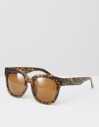 Квадратные солнцезащитные очки Toyshades Massey - Янтарный