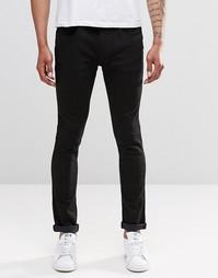 Черные джинсы скинни Waven Erling - Черный