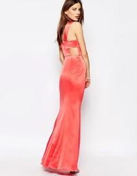 Розовое платье макси BCBGeneration - Розовый