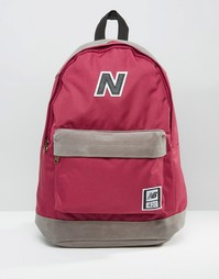 Красный рюкзак New Balance 420 - Синий