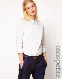 Рубашка для миниатюрных ASOS PETITE - Белый