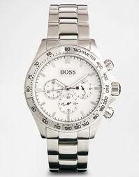 Часы с хронографом в корпусе из нержавеющей стали Hugo Boss 1512962