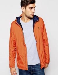Оранжевая нейлоновая куртка Jack Wills - Оранжевый