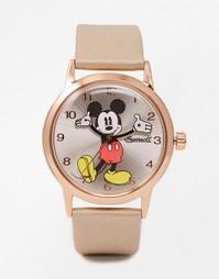 Часы из розового золота с Микки Маусом Disney - Розовое золото