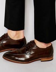 Кожаные туфли дерби ALDO Mucca - Коричневый