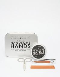 Набор по уходу за руками Men's Society Handsome Hands - Мульти
