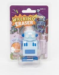 Ластик с заводным механизмом Monster Attack Robot - Мульти Gifts