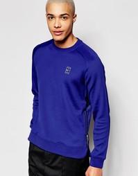 Темно-синий свитшот Nike 744010-455 - Темно-синий