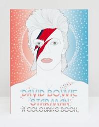 Раскраска с Дэвидом Боуи - Мульти Books