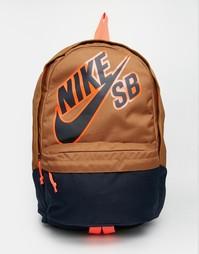 Коричневый рюкзак Nike SB Piedmont BA3275-234 - Коричневый