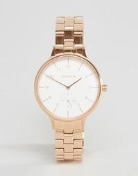 Часы-браслет цвета розового золота Skagen Anita SKW2417