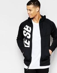 Худи Nike SB Everett 810547-010 - Черный