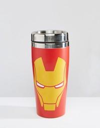 Дорожная кружка Marvel Iron Man - Мульти Gifts