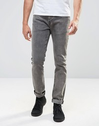 Серые выбеленные джинсы узкого кроя Levi's 511 Coffee Pot - Coffee pot Levi's®