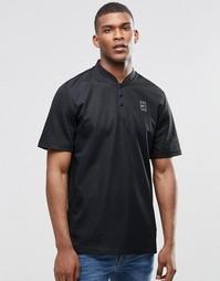 Черная футболка-поло Nike 743996-010 - Черный