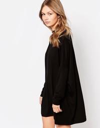 Черное платье Just Female Nora - Черный