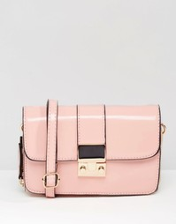 Небольшая сумка с 3 отделениями Liquorish - Розовый