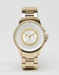 Золотистые часы Armani Exchange AX4321 - Золотой