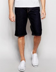 Джинсовые шорты Esprit - Темно-синий