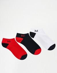 3 пары спортивных носков Pringle - Мульти
