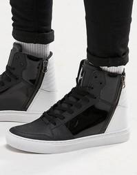 Высокие кроссовки Creative Recreation Adonis - Черный
