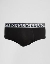 Облегающие трусы Bonds - Черный