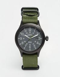 Зеленые часы Timex ExpeditionScout TW4B04700 - Зеленый