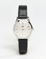 Черные часы Henry London Highgate HL30-US-0001 - Черный