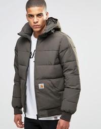 Куртка Carhartt WIP Belmont - Коричневый