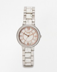 Часы Fossil Virginia - Серебряный