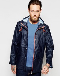 Темно-синяя куртка Fat Moose Seatle - Темно-синий