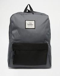 Рюкзак с карманом Workshop - Серый