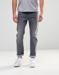 Прямые джинсы стретч G-Star Revend - Выбеленный посередине