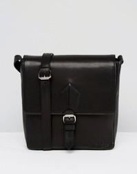 Кожаная сумка Vivienne Westwood - Черный
