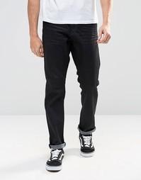 Прямые джинсы Esprit - Темно-синий выбеленный