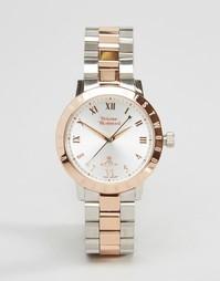 Часы с металлическим браслетом Vivienne Westwood Bloomsbury VV152RSSL