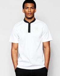 Белая футболка-поло Nike 743996-100 - Белый