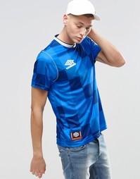 Футболка Umbro Retro - Синий