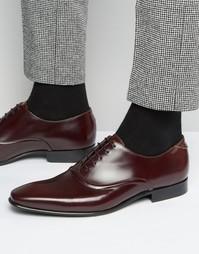 Блестящие оксфордские туфли Paul Smith Starling - Красный