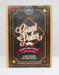 Набор Giant Poker - Мульти Gifts